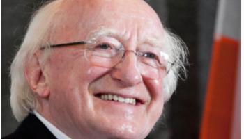 New Irish music initiative praised by President Higgins