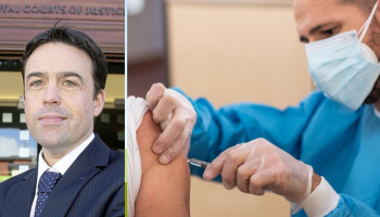 County Derry solicitor begins legal challenge on parental consent for vaccine