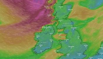 IRELAND WEATHER: Weather forecast for Ireland for the coming week from Met Eireann