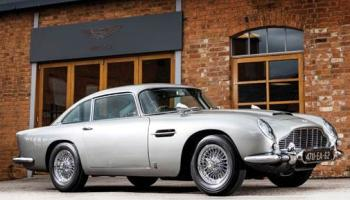 REVEALED: The Top 5 James Bond cars of all-time