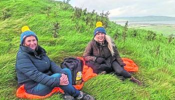 Derry domestic abuse project to feature on this year's Countryfile Ramble for Children in Need