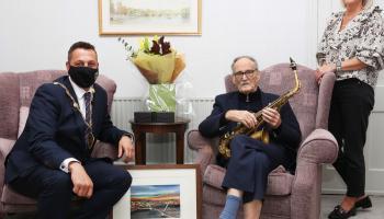 Derry jazz legend Gay McIntyre to get Festival honour