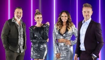 Derry's Nadine on look out for Last Singer Standing