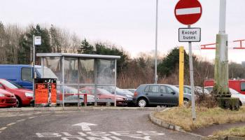 Man arrested after fight at County Derry roundabout