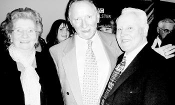 Down Memory Lane: Stars shine at Coulter's Derry birthday bash (2002)
