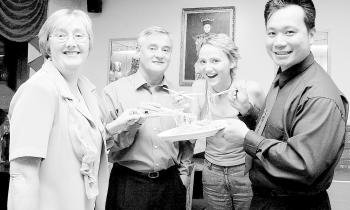 Take a stroll down memory lane from the Derry News 2001 archives