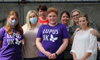 County Derry woman raises thousands for Lupus charity