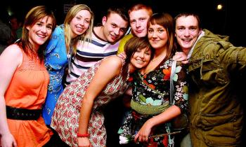 Throwback Throwback: Out & About at The Strand Bar Derry (2007)