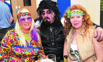 Throwback Tuesday: Fancy Dress night out with Moyola FC, Castledawson (2014)