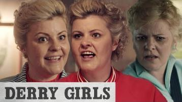 SUNDAY MORNING LIE-IN WITH THE DERRY GIRLS: The very best of Ma Mary