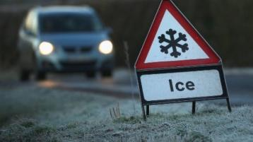 Play parks and cemeteries in Derry closed because of the icy conditions