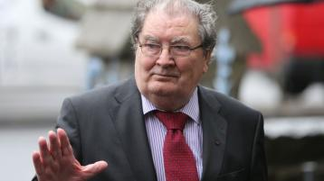 SDLP councillors to vote against a motion calling for a memorial in Derry to John Hume