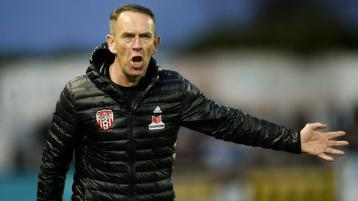 Former Derry City manager Kenny Shiels linked to vacant Northern Ireland manager job