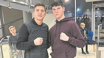 Derry youngster McCaul shines on Humberside