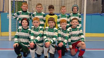 Draperstown Celtic hoping for strong roots