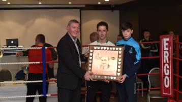 Derry's night of great boxing