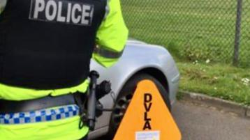 16 vehicles clamped in Derry in crackdown