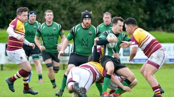 More away day disappointment for City of Derry