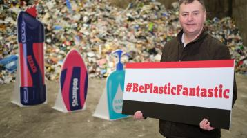 Residents urged to become 'Plastic Fantastic'