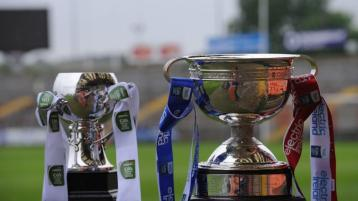 Derry face preliminary rounds in U20 and minor championships