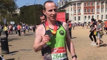 Tafelta's Niall McGuigan tracks his sporting career