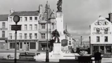 WATCH: Derry City in 1947
