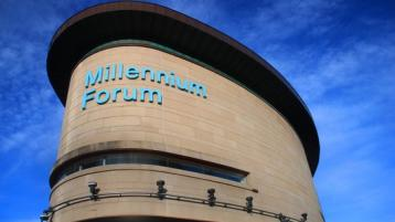 Millennium Forum ticket line back in business again from next week