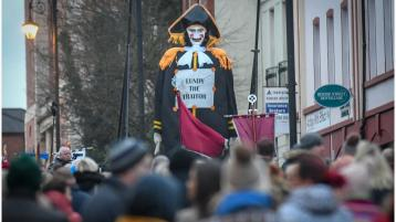 Apprentice Boys Lundy's Day passes off without incident