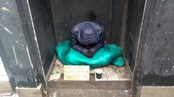Thousands declared homeless across Derry