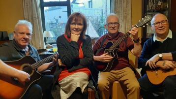 Pre-Christmas celebration for the Creggan community