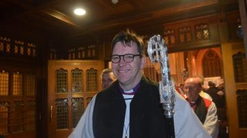 New Bishop of Derry and Raphoe ordained at Armagh Cathedral
