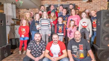 WATCH: New Christmas charity single gains over 10,000 views in 24 hours