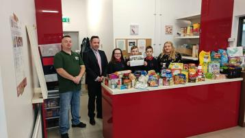 More Derry families than ever turning to food banks