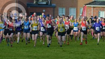 Gallery: North West Cross Country Championships  at Gransha Park
