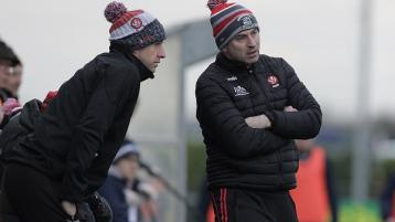Gallagher disappointed as Derry fall away from position of control