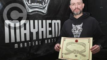 Mayhem Martial Arts making great strides