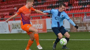 'Stute blow two goal lead at Glenavaon