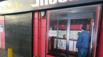 WATCH Derry Chinese takeaway customers fooled into believing shop was open when it was, in fact, closed