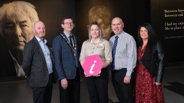 Heaney HomePlace unveils new Visitor Information Centre
