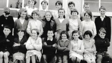 Rolling back the years at Anahorish PS