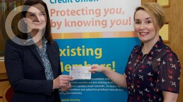 GALLERY: Waterside Credit Union present cheques to local charities