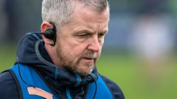 Michael McShane to stay on as Slaughtneil hurling manager