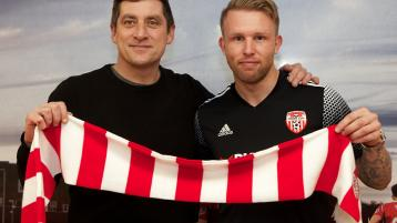 DERRY CITY FC PREVIEW: Nilsen promising goals this season
