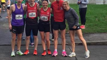 Raheny and Raphoe quality from local runners