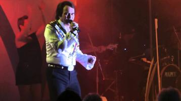 Neil Diamond Tribute Show at the Waterfoot