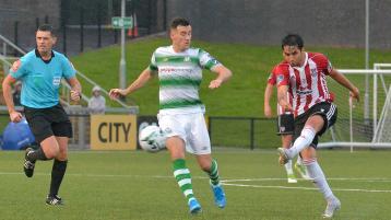 DERRY CITY FC PREVIEW: Gerard Bruna - Left foot fantastic!