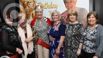 Gallery :  Kathleen Tracey's 80th Birthday in the Maldron Hotel