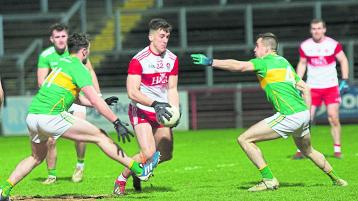 Derry can't look beyond Louth at Owenbeg