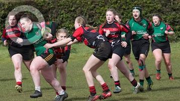 GALLERY: Celebration of Girls' rugby to mark International Women Day