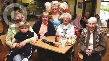 Throwback Thursday: Café Creggan Social Event (2006)